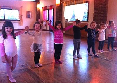 Corso Baby Dance Artetoiles Scuola Danza Talenti Roma