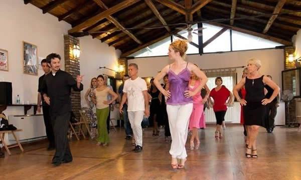 Corso di Tango Artetoiles Lezione del Maestro Mariano Navone