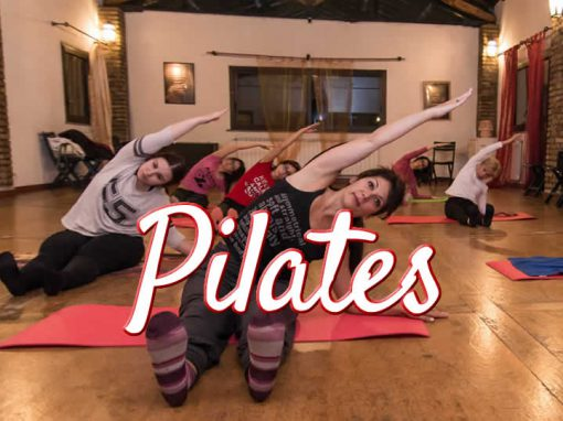 Corso di Pilates – Roma Talenti