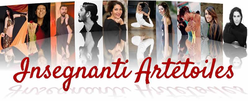 Insegnanti Artetoiles Scuola di Danza Roma Talenti