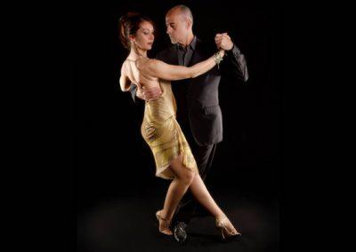 Fabiana Fusaro Scuola Tango Artetoiles Roma Talenti Bufalotta