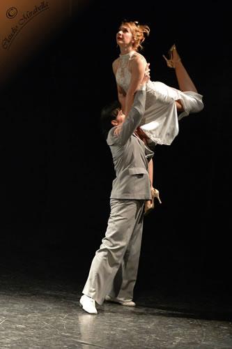 Laboratorio Coreografico di Tango Artetoiles Roma Talenti Slide 5