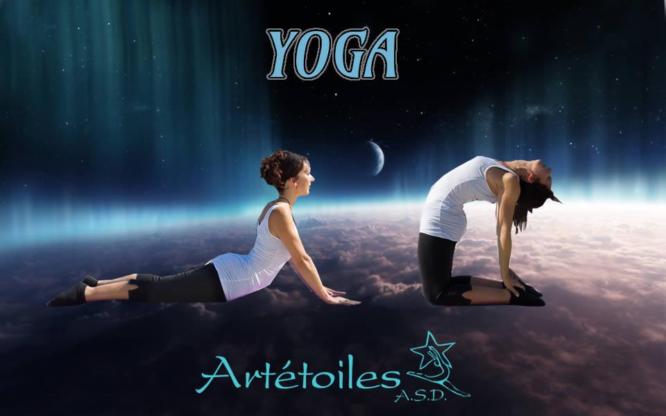 Nuovi Corsi Spanda Yoga Promozione Artetoiles Roma