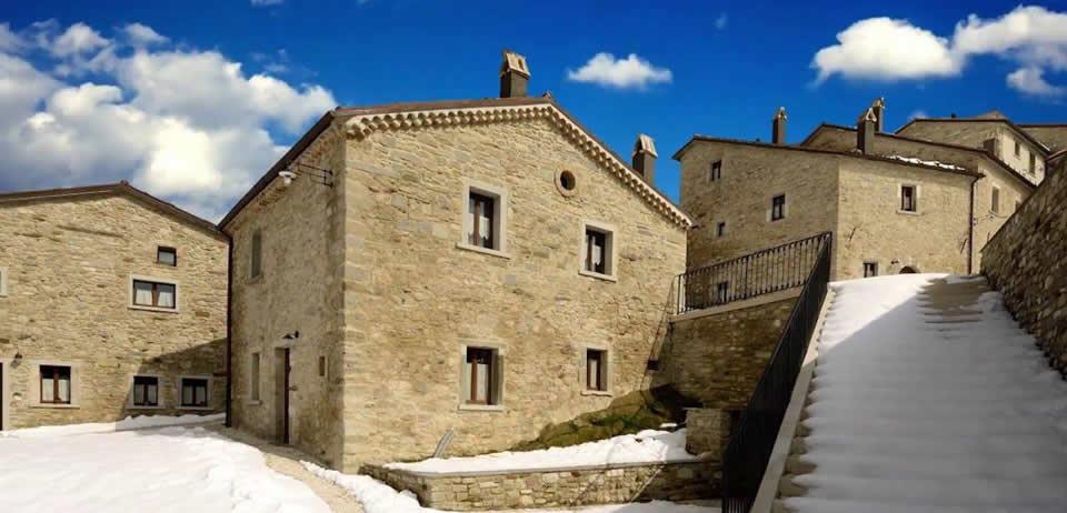 Tango e Neve a Borgo Tufi