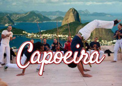 Corso di Capoeira