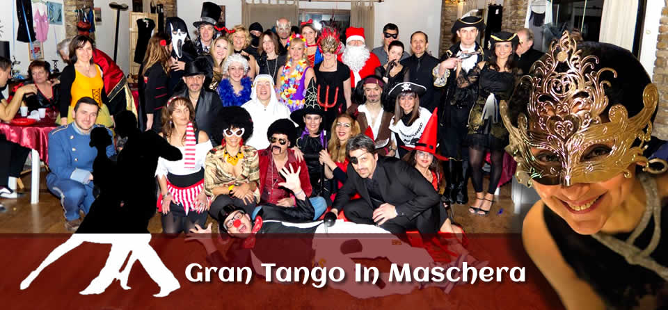Gran Tango in Maschera