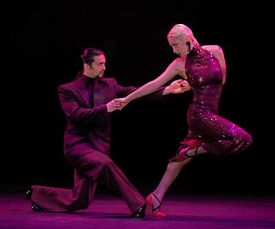 Tango Escenario Gustavo e Samantha