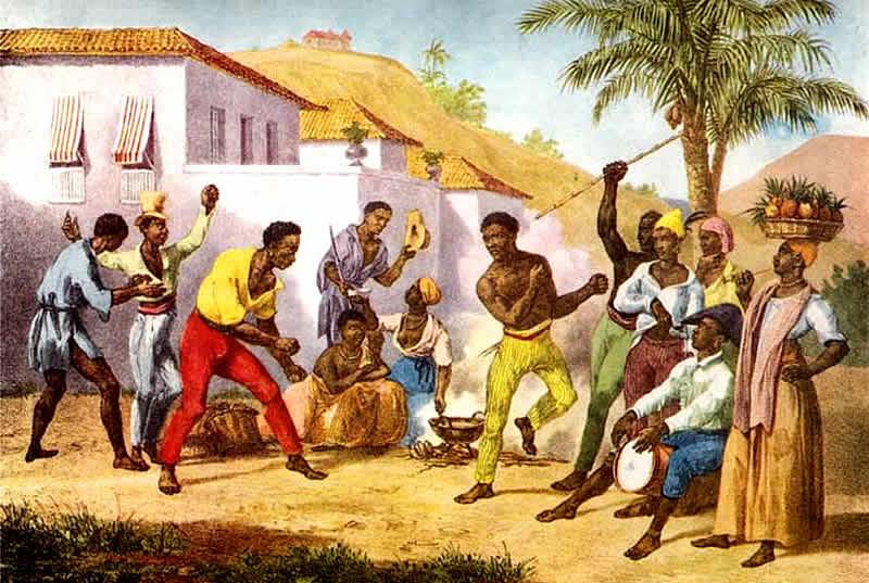 Breve Storia della Capoeira Brasiliana