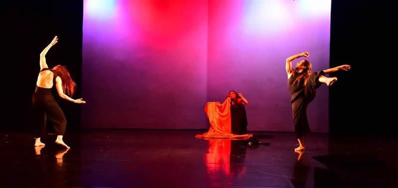 Corso di Danza Modern Contemporary Artetoiles Bufalotta Talenti Roma