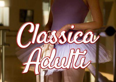 Corso Danza Classica Adulti