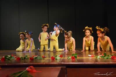 Corso Baby Dance Artetoiles Lezione