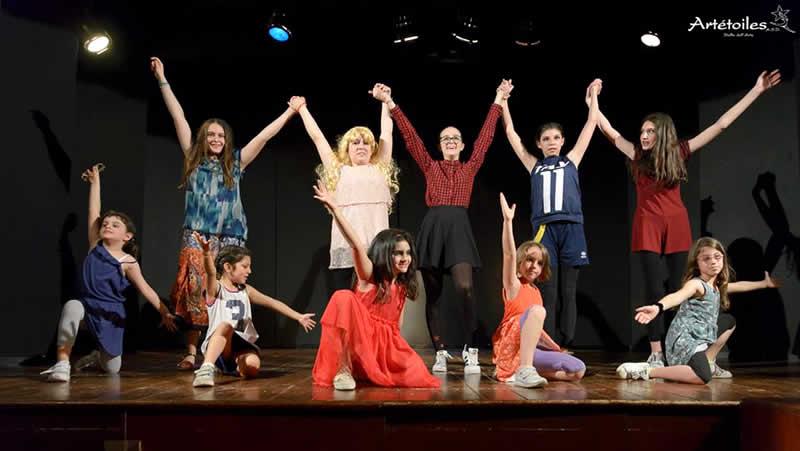 Corso di Musical Artetoiles Bufalotta Talenti Roma