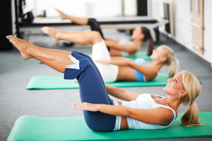 Programma di Allenamento Fitness Wellness 2017 Pilates