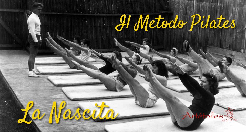 Il Metodo Pilates La Nascita
