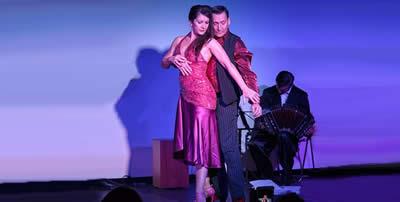 Nuovo Corso Base di Tango Argentino 2018