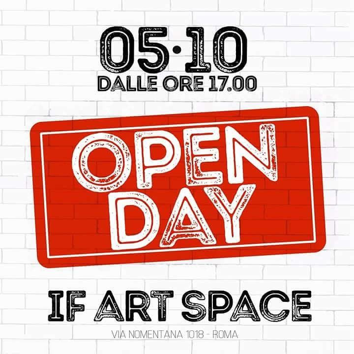 Open Day Artetoiles 5 Ottobre 2018