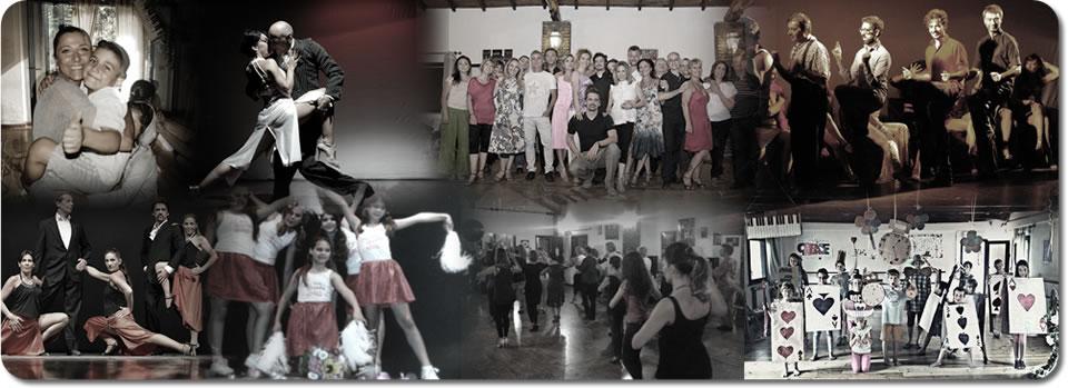 Artetoiles Chi Siamo Scuola Tango Pilates Yoga Danza Roma