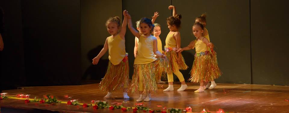 Corso Baby Dance Artetoiles Scuola Danza Roma