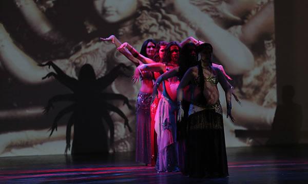 Valentina Iacobelli Corso Danza Orientale Danza del Ventre Artetoiles Roma