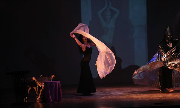 Corso Danza Orientale Danza Indiana Artetoiles Roma