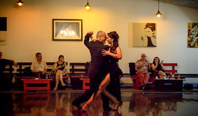 Corso di Tango Artetoiles Milonga Talenti Roma