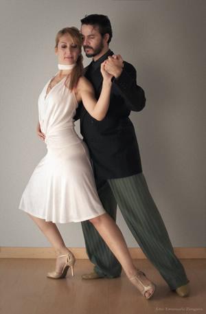 Corso di Tango Artetoiles Fabiana Fusaro e Mariano Navone
