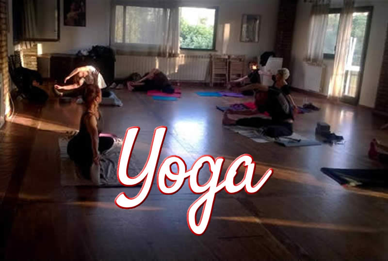 Promozioni Pilates Yoga Tango Tonic GAG -Yoga