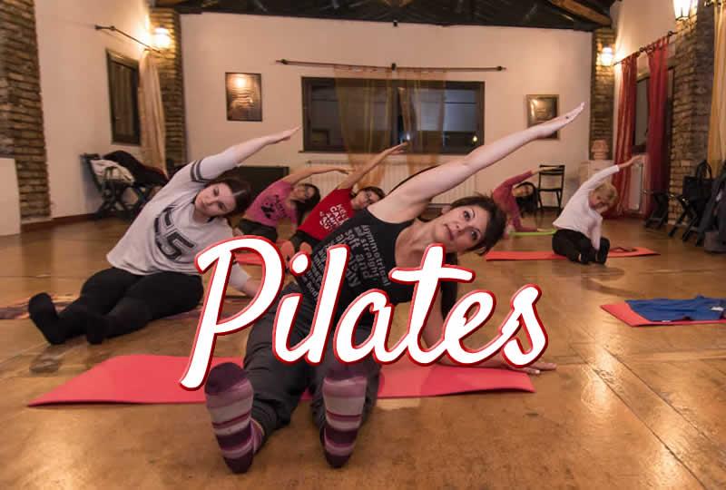 Promozioni Pilates Yoga Tango Tonic GAG -Pilates