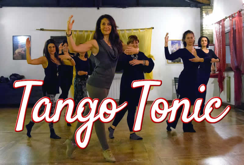 Promozioni Pilates Yoga Tango Tonic GAG - Glutei Addome Gambe