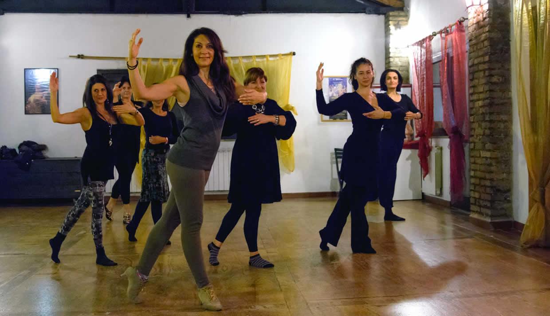 Corso Tango Tonic Artetoiles Bufalotta Talenti Roma