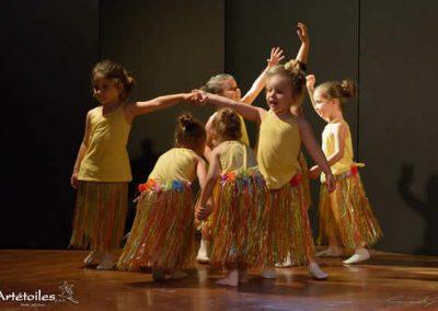 Lezioni Gratuite di Danza per Bambini Ballo Polinesino Artetoiles Roma