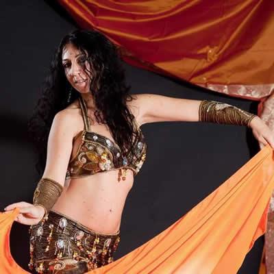 Valentina Iacobelli Insegante Danze Orientali