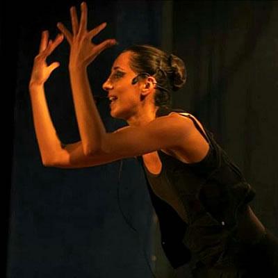 Giorgia Zamberti Insegnante Corso Danza Moderna Artetoiles Roma Talenti