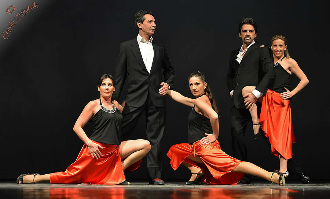 Laboratorio Coreografico di Tango Artetoiles Roma Talenti Slide 2