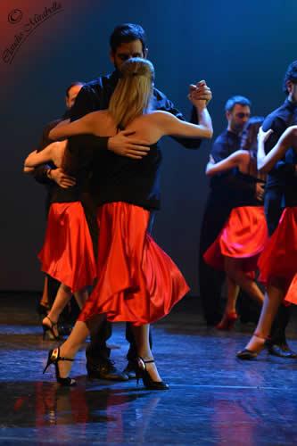 Laboratorio Coreografico di Tango Artetoiles Roma Talenti Slide 3