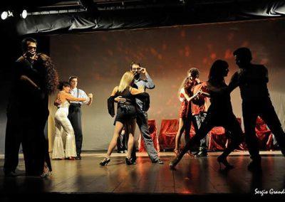 Laboratorio Coreografico di Tango Artetoiles Roma Talenti Slide 4