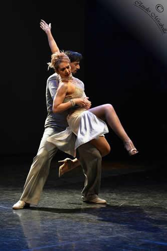 Laboratorio Coreografico di Tango Artetoiles Roma Talenti Slide 6