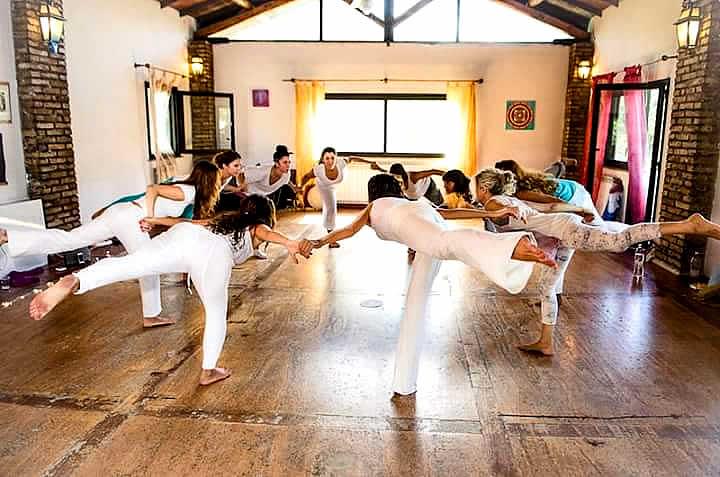 Pilates e Yoga Esercizi Contro il Freddo