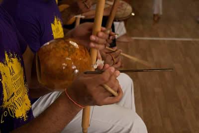 Corso di Capoeira - Berimbau - Artetoiles Roma Talenti