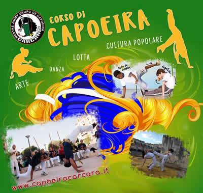 Corso di Capoeira Artetoiles Roma Talenti