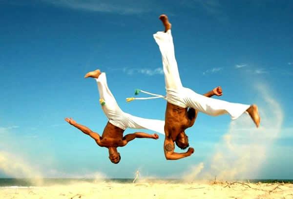 Gran Tango in Maschera Capoeira
