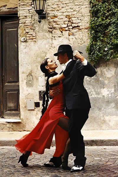 Storia della Milonga e del Tango Vals Ballerini Argentini