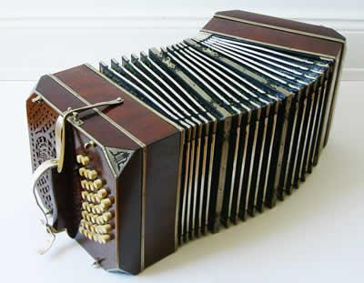 Storia della Milonga e del Tango Vals Organetto Argentino