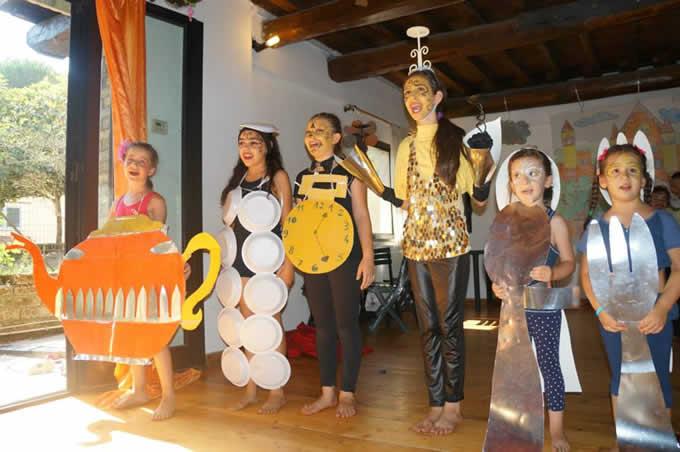 Centro Estivo Bambini Ragazzi Costumi