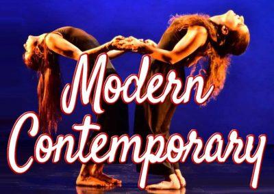 Corso di Danza Modern Contemporary