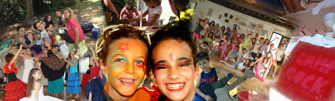 Centro Estivo - Summer Musical Camp