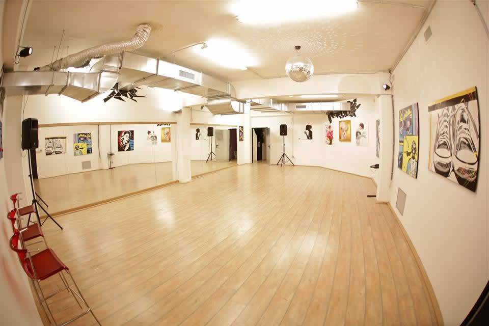 Corso di Tango Artetoiles Sala Danza Yoga Pilates Talenti Roma
