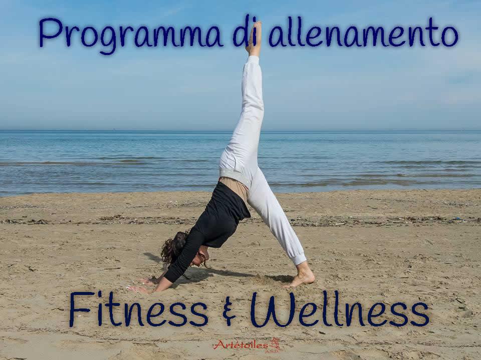 Programma di Allenamento Fitness Wellness