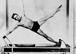 Joseph Pilates Esercizio