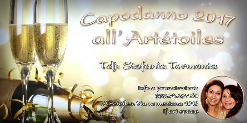 Capodanno Tango 2017 Artetoiles Roma